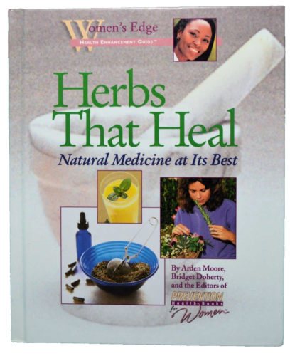 More for your Bookshelf – Herbs That Heal