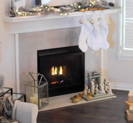 Choosing a Fireplace Mantel