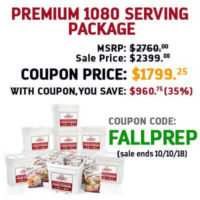 Legacy Foods Coupon 10/10