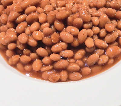 Baked Beans Made with Canned Beans