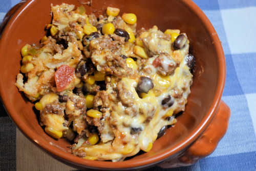 Best? Mexican Ground Beef Casserole