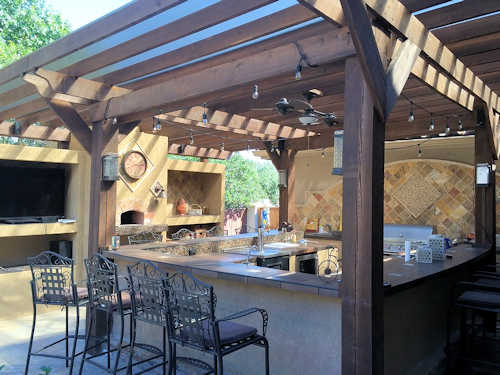 Survival finds an underground preparedness lifestyle for Ready made outdoor kitchen